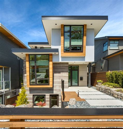 Modern Home Design Awards by Home Design Canada Small House Design Small Modern House