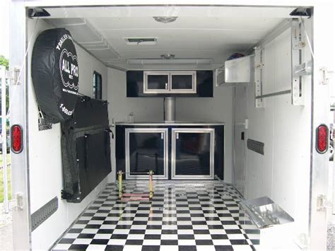 enclosed trailer cabinets accessories enclosed trailer cabinets accessories cabinets matttroy