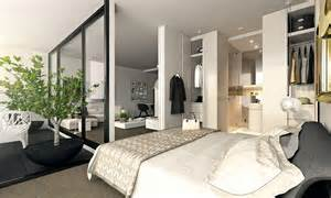 studio bedroom apartments studio apartment interiors inspiration