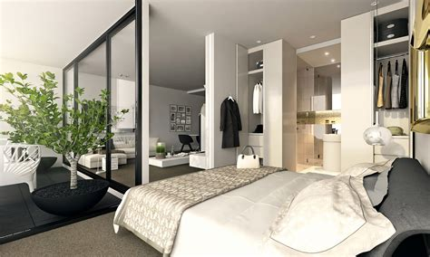 Studio Apartment Interiors Inspiration Studio Bedroom Design