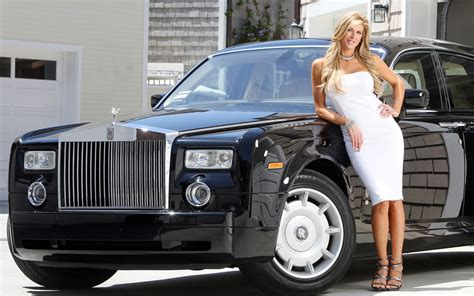 roll royce celebrity celebrity drive real housewives of orange county s alexis