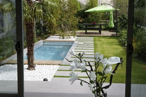 Kleiner Garten Mit Pool Gestalten