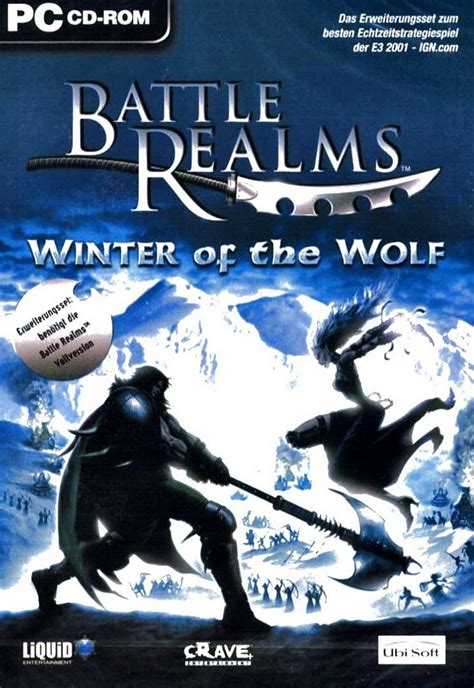 battle realms free download full version winter wolf battle realms winter of the wolf download free full game