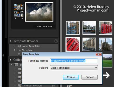 Create A Lightroom Slide Show 171 Projectwoman Com Lightroom Slideshow Templates Free