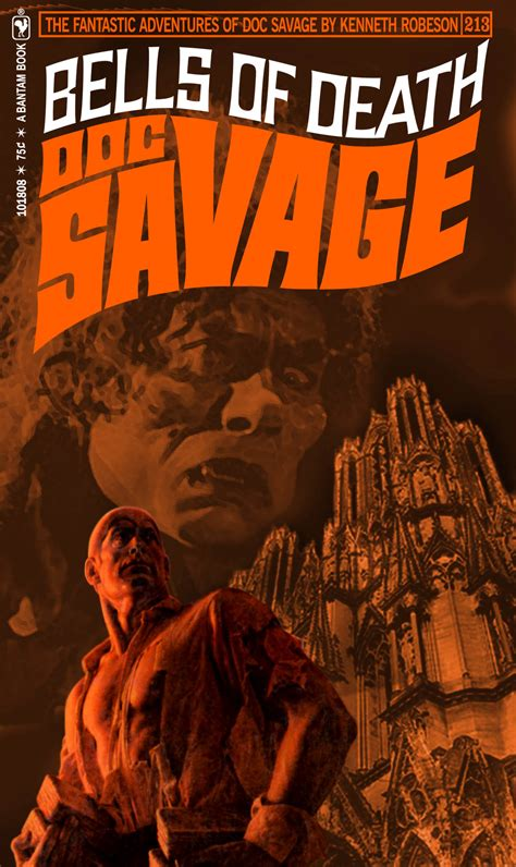 Book Shelf Designs doc savage fantasy cover gallery