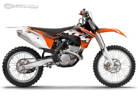 Ktm 4 Stroke Models 2012 Ktm Four Stroke Sx F Looks Motorcycle Usa