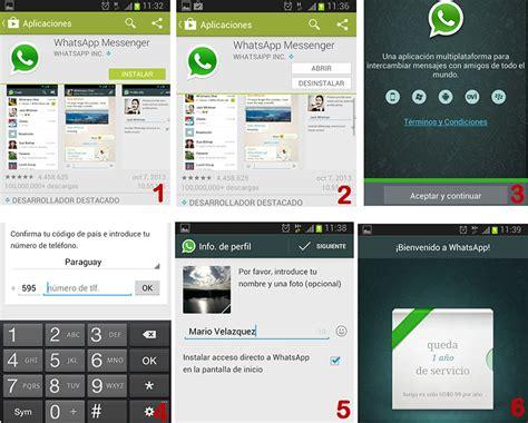 tutorial instalar whatsapp en ipad como descargar instalar whatsapp facebook en android wasap