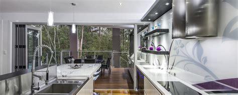 brisbane kitchen renovation kitchen design  sublime archtectural interiors