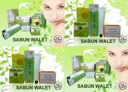 Sabun Walet remajakan kulit kamu dengan sabun walet original