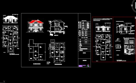 house plan section and elevation house plan elevation section