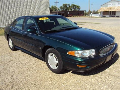 2000 buick lesabre price 2000 buick lesabre custom green special price