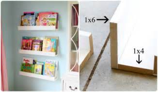 Childrens Wall Bookshelves Wall Bookshelves For Room