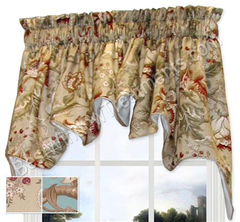 victorian swag curtains victorian denehy duchess swag set window treatments