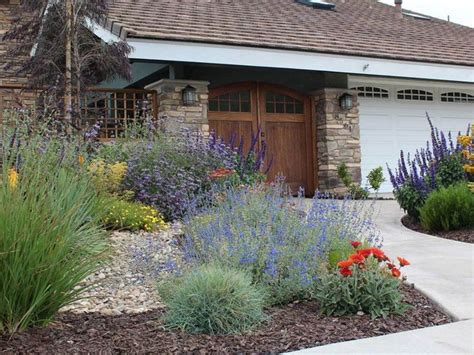 plant for front yard california landscape designs california friendly