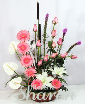 como hacer arreglos de flores con gerberas apexwallpapers com canasta de gerberas mariposas florerias df arreglos