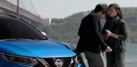 who is the girl in the new nissan altima commercial nissan qashqai commercial song