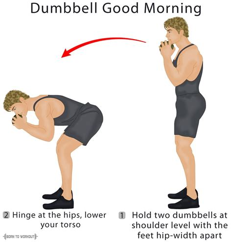 is it good to workout good morning exercise how to do form video pictures