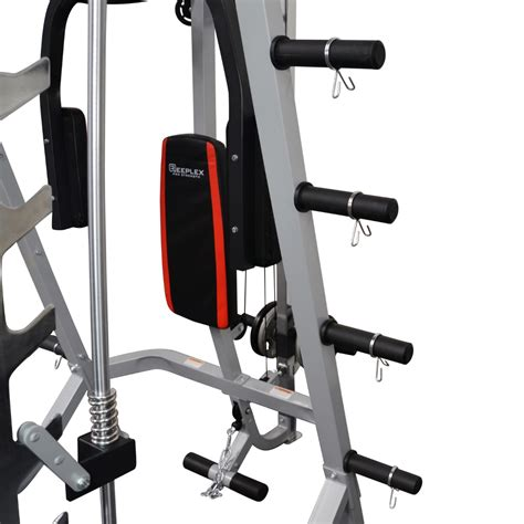 weight bench with cables smith machine cable cross over fid weight bench 9