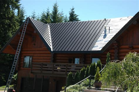 love metal roofs work  art  progress