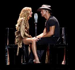 tim mcgraw and faith hill bring soul to nashville