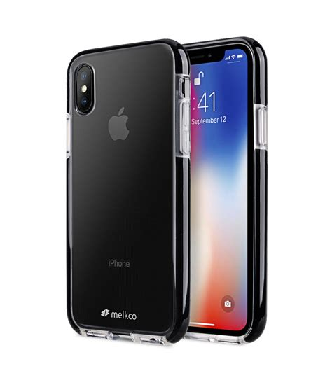 mega layer for apple iphone x xs black