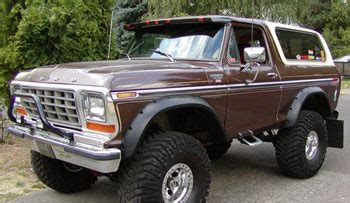ford bronco performance parts  accessories