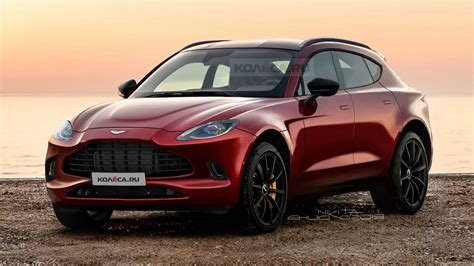 2020 aston martin dbx 2020 aston martin dbx renders are the next best thing to
