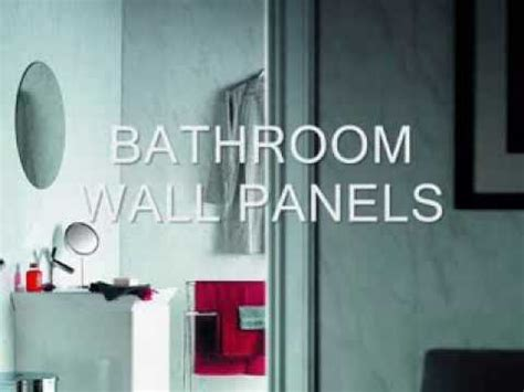what type of wallboard to use in bathroom bathroom wall panels different types explained youtube