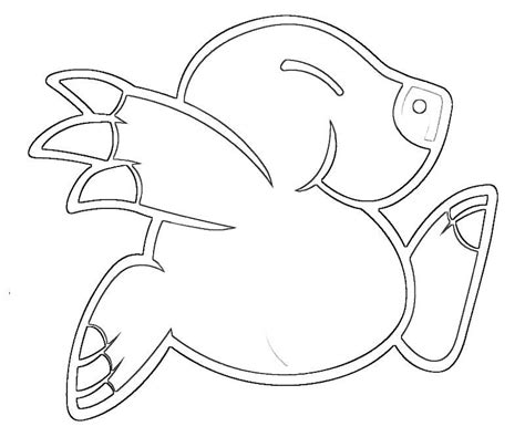 mole coloring page coloring home