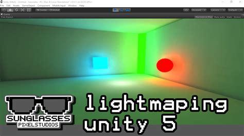 tutorial lightmapping unity tutorial unity 5 como hacer un lightmapping youtube