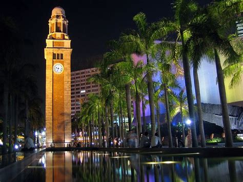 visual history   tsim sha tsui clock tower