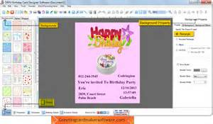 birthday card maker software create birthday cards