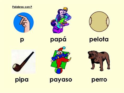 imagenes y palabras con d imagenes palabras con p imagui