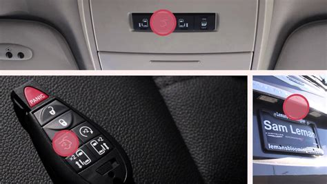 Chrysler Town And Country Key by 2015 Chrysler Town And Country Key Fob And Power Door