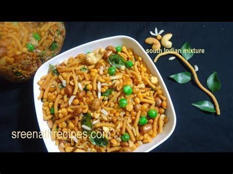 south indian mixture tea time snacks diwali recipe