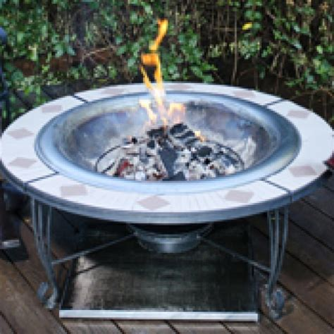 pit deck protector deck protect 12 x 12 in pit chiminea deck protector