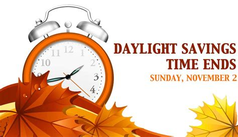 Early Daylight Savings Changes by Fall Back Daylight Saving Time Ends Pumpkin Clipart