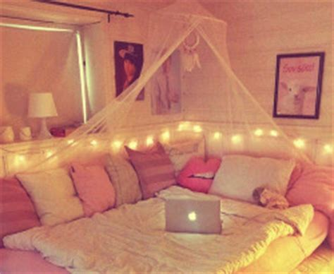 pink bedroom fairy lights perfect bedroom bed diy pink fairy lights girly cosy dream