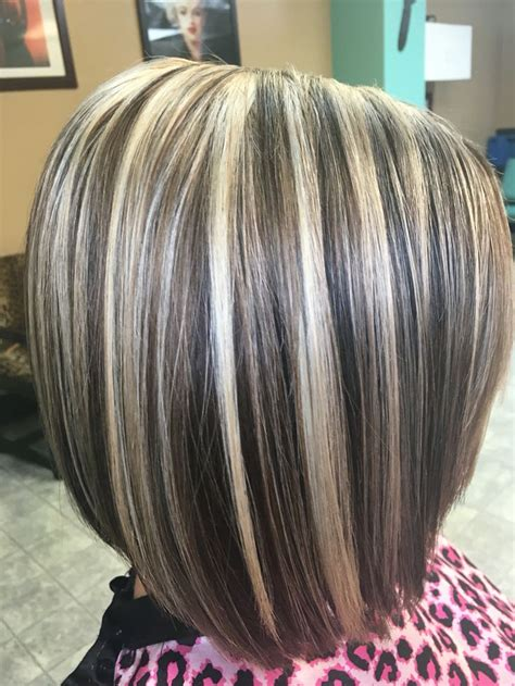brunette with blonde highlights for women 50 and over hair color highlights for 50 with pictures 30 hairstyles
