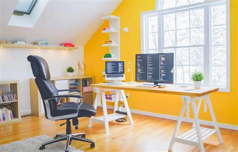 colors   home office   enhance