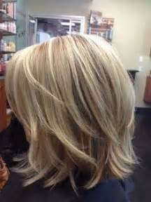 pictures of the back of shoulder lenth hair shoulder length layered haircuts back view medium layered