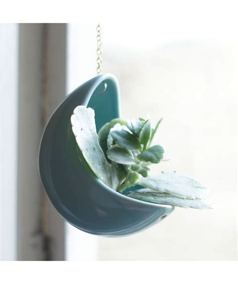 Half Hanging Planters by Half Moon Hanging Planter Sale Homeware Accessories
