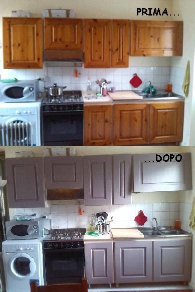 Dipingere Mobili Cucina Vecchia by Cucina A Vista Cucina Da Esibire Arredamento