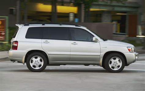 used 2005 toyota highlander pricing for sale edmunds