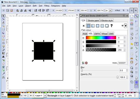 ui layout ignore ui design 1 inkscape s fill and stroke panel brill skills