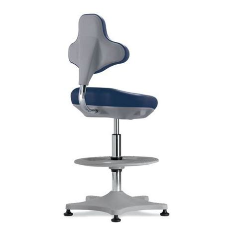 sedie da laboratorio sedia da laboratorio alta bimos labster 9101 manutan italia