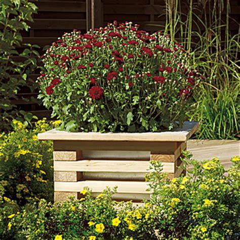 Boite A Fleur En Bois Pour Patio by Fabriquer Une Bo 238 Te 224 Fleurs Originale Plans De