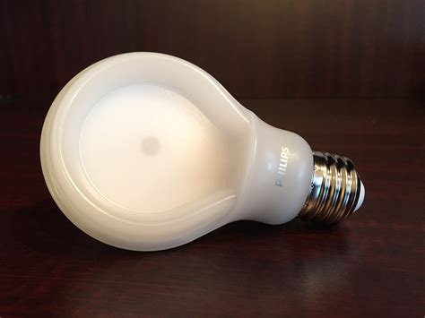 Review Philips Slimstyle Led 60w Replacement Light Bulb Led Light Bulb Reviews