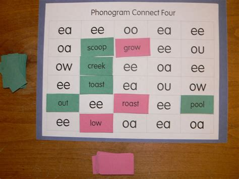 printable word study games mrs t s first grade class words their way games and word