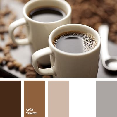 light coffee color color of coffee color palette ideas